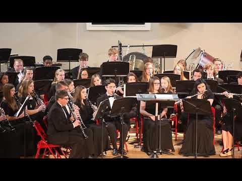 2020 Baldwin County High School Honor Band