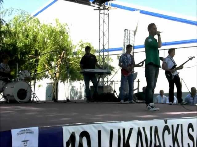 PMP Band & Damir Hodzic - Moj Dilbere (Uzivo)