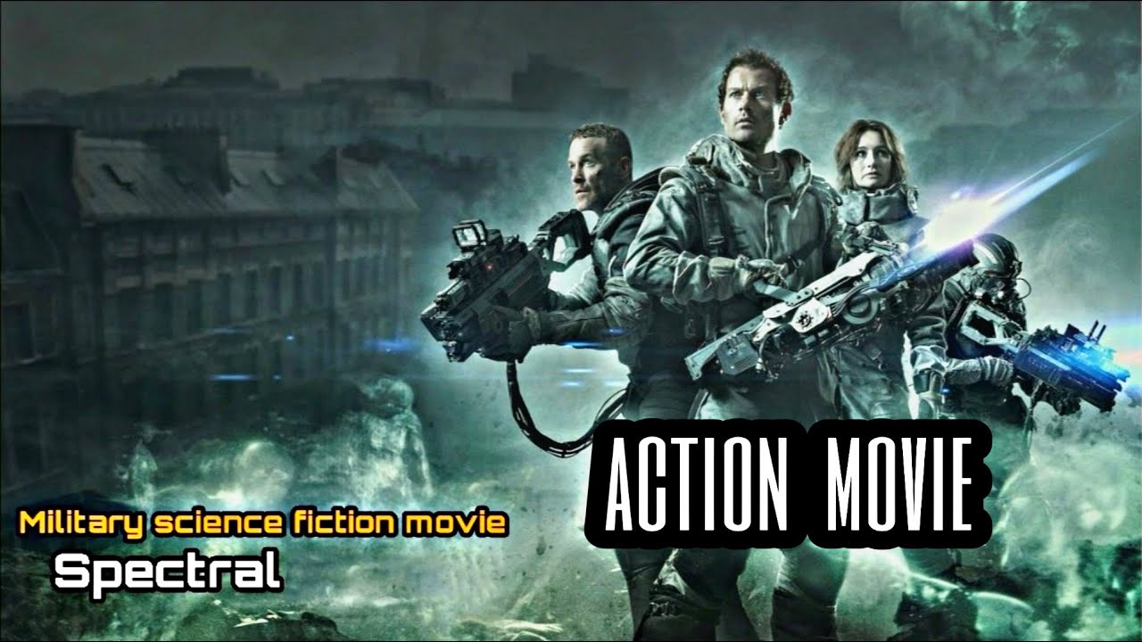 Download فيلم اكشن خيال علمي عسكري مترجم  Action and science fiction movie with arabic subtitles. Spectral