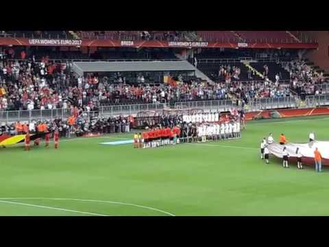 FANVIEW: Norway 0-2 Belgium (Womens EURO 2017) | 20/7/2017