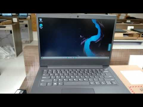 Lenovo v14 i3 10th Generation Laptop Unboxing and Review || Lenovo v14 Laptop first look