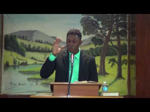 "Pastor Nikolai Greaves ""Battle of the gods"" District Day 7/29/17"