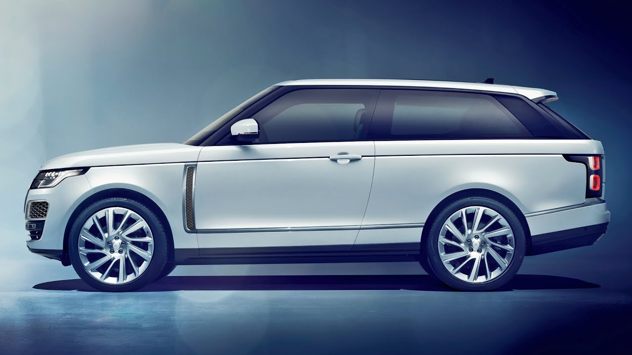 Range Rover Sv Coupe 2019 2 Door Luxury Suv