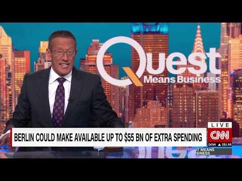 Berlin considers $55 billion stimulus package