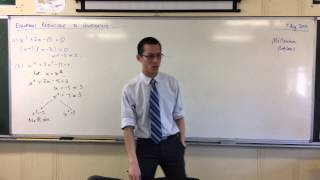 Equations Reducible to Quadratics (2 Methods)