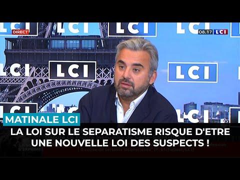 """""""La loi sur le séparatisme risque d'être une nouvelle loi des suspects !"""" Alexis Corbière sur LCI"""