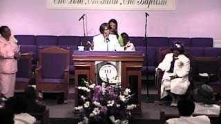 First Lady Kassel Wilkins Testimony-God Has A Plan and A Purpose Pt3