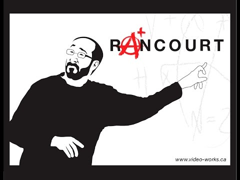 DENIS RANCOURT interviews IGNACIO CHAPELA