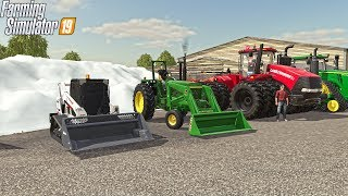 Download WRAPPED UP SILAGE HARVEST | + FARM TRUCK UPGRADES | IOWA FARM | FS19 Mp3 and Videos