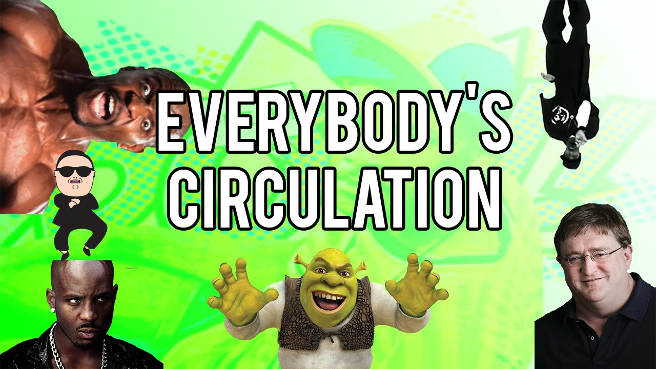 Download TMABird - Everybody's Circulation (Lyric Video)