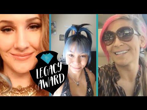 The Women's Wrestling World Honors Lita (Diva Dirt Legacy Award 2015)