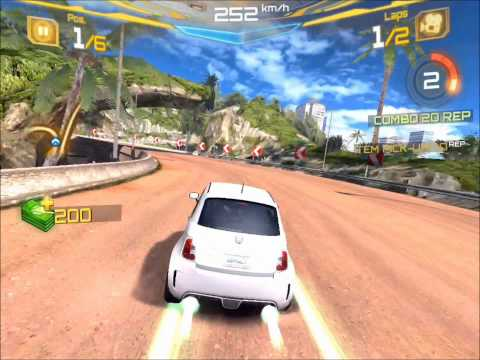 Asphalt 7 Heat Gameplay