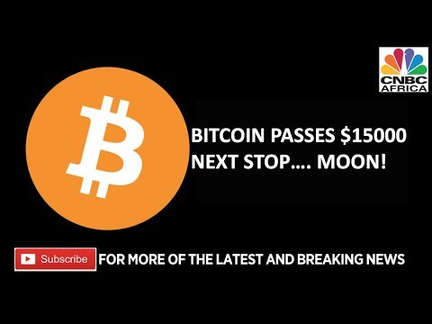 CNBC Cryptotrader: Bitcoin passes $15k, next stop MOON!