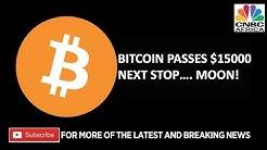 CNBC Cryptotrader: Bitcoin passes $15k, next stop MOON!