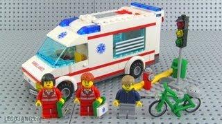 LEGO City 4431 Ambulance review!
