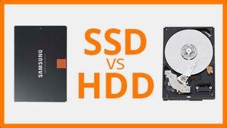 SSD vs HDD - Co je lepší?