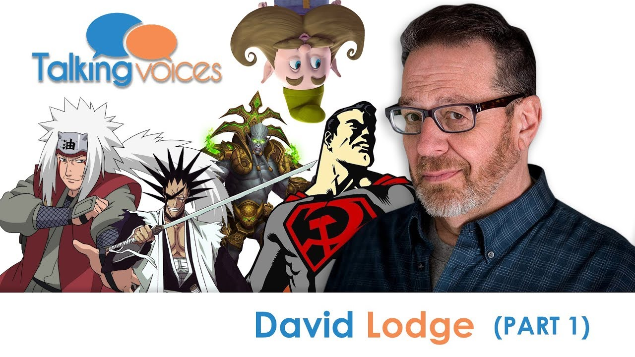 David Lodge | Talking Voices (Part 1)
