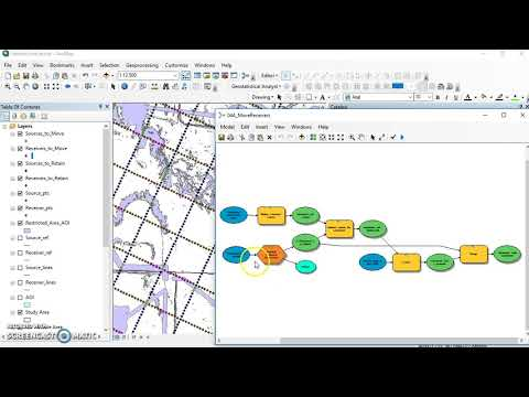Seismic Line Routing Automation Demo