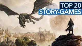 Die besten Story-Spiele - Games mit fesselnden Geschichten