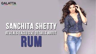 Sanchita Shetty Reveals Exclusive Details About RUM | Hrishikesh,  Anirudh Ravichander