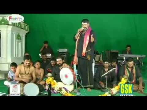 jeevithamlo-okasaraina-sabari-yatra-cheyara-||-dappu-srinu-songs-||-ayyappa-swamy-devotional-songs