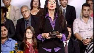 Qué Locura - Dra. Machado con Daniel Calderon - 29/04/2012