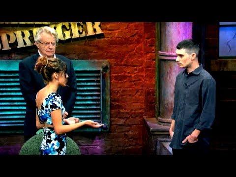 Flirty Face-Offs (The Jerry Springer Show)