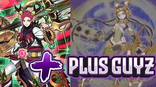 Team Plus Guyz - Zoodiac V. Virtual World | Dueling Book Rated Ft. Keion Gordon