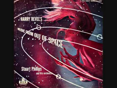 """Harry Revel's """"Music from out of space"""" feat Stuart Phillips and his orchestra (1955) Full vinyl LP"""