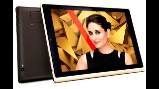 iBall Slide Elan 4G2 with 10.1-inch display, 4G VoLTE, 7000mAh battery 16GB Price in India Rs.13999