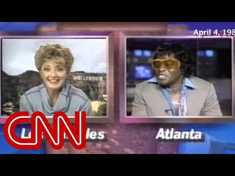 1988: Is this James Brown's strangest  ever?