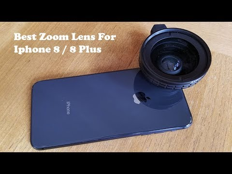 new styles 4f140 43bb6 Best Zoom Lens For Iphone 8 / Iphone 8 Plus - Fliptroniks.com