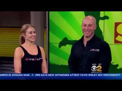 Founder & CEO Josh York &  Director of Training & Education Jo-Ann Houston on CBS News