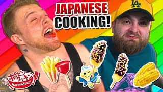 Japanese Candy Cooking lol