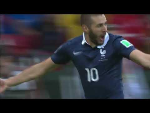 Match 10 - Group E - 🇫🇷 France 3 X 0 Honduras 🇭🇳