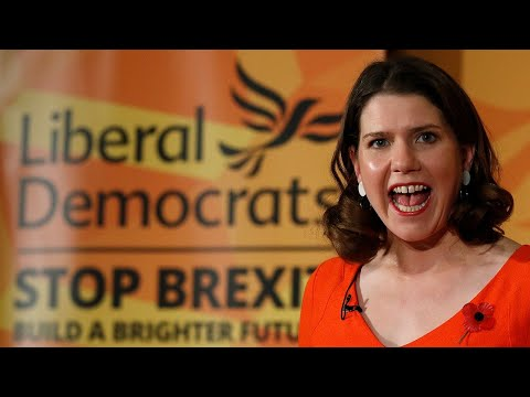 video: 'Jeremy Corbyn is not fit for job of PM,' Jo Swinson says, as Lib Dems launch campaign
