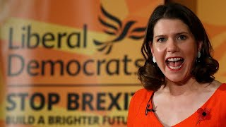 Watch again: Jo Swinson launches Liberal Democrats general election campaign