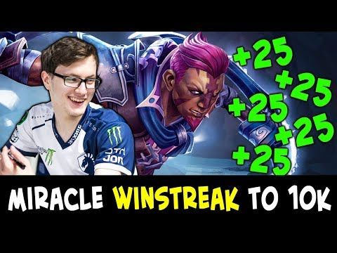 Miracle on 10 games WIN STREAK — back on road to 10k