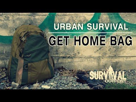 Urban Survival: The Get Home Bag / Blackhawk Diversion
