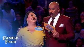 Can Sony score $20,000 for the Lewis family? | Family Feud