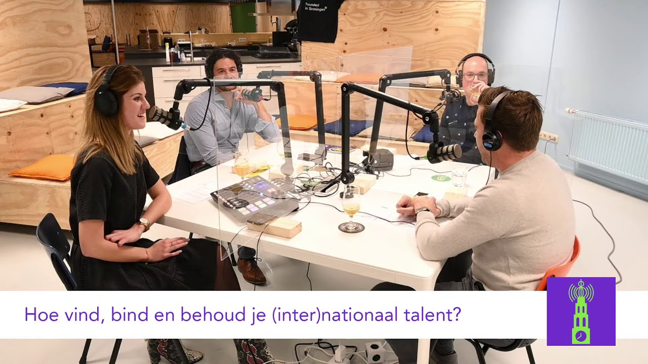S02E05   Hoe vind, bind en behoud je (inter)nationaal talent?