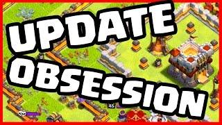 Clash of Clans UPDATE Obsession - Finland recap, update Discussion!