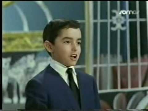 Joselito canta