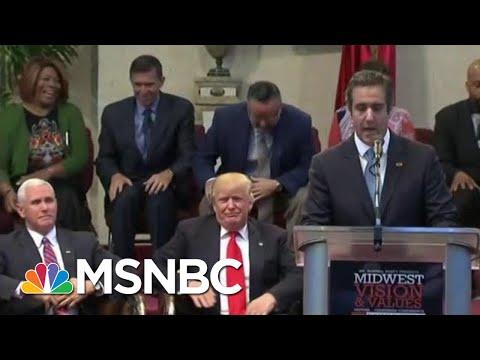 Michael Cohen's New Reported Ties: Ukraine | The Last Word | MSNBC