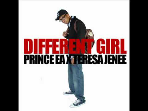 Prince Ea ft Teresa Jenee - Different Girl