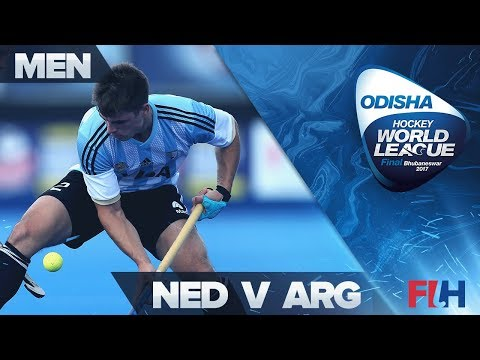 Netherlands v Argentina - Odisha Men's Hockey World League Final - Bhubaneswar, India