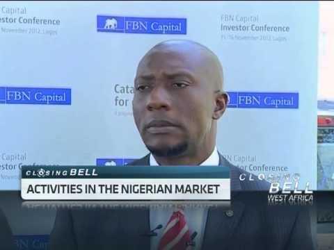 Activities in the Nigerian Market