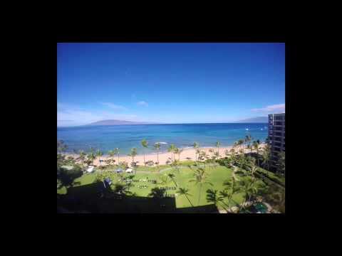 Kanapali Hawaii time lapse