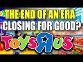 The Collapse Of Toys R Us | What Actually Happened?