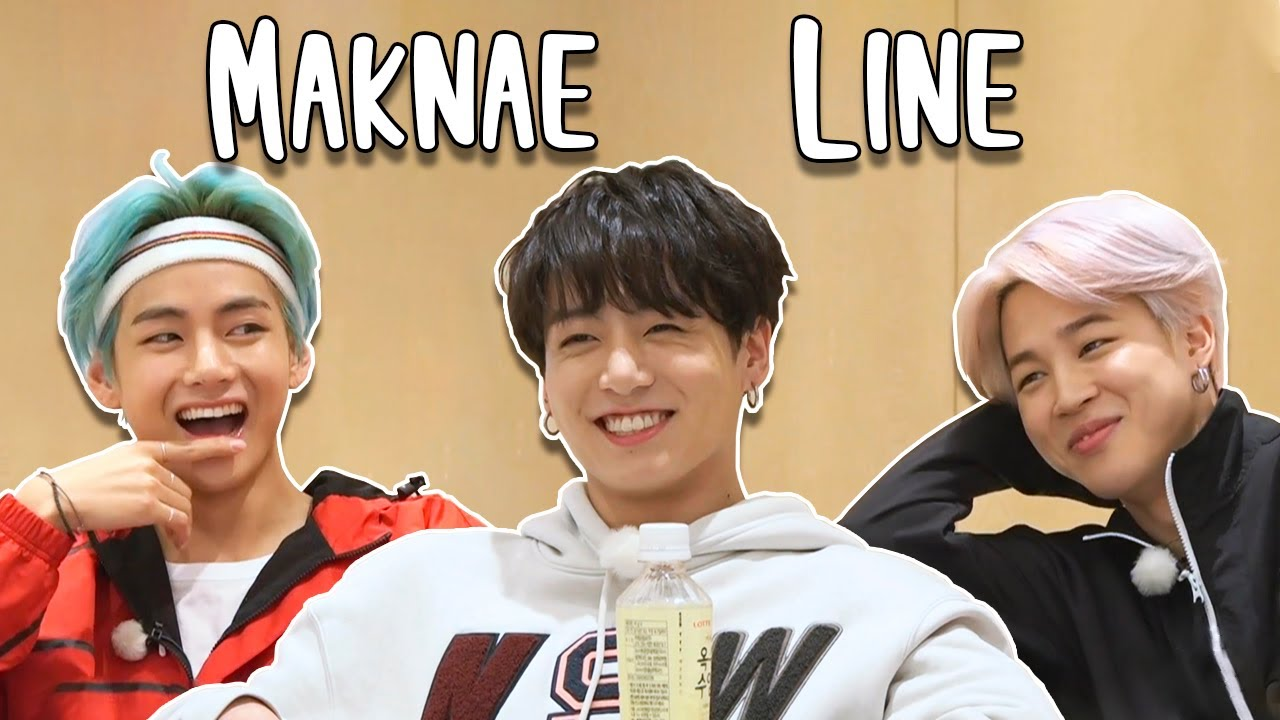 Don't fall in love with MAKNAE LINE Challenge!